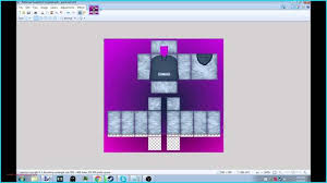How To Make Clothes Roblox Clothing Templates Roblox