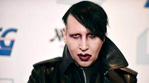 Marilyn Manson surrenders to police ...