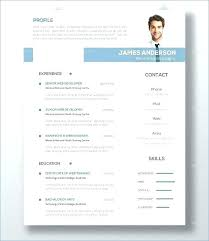 Modern Resume For Product Specialist Modern Resume Template Word 2017 Professional Templates Contemporary