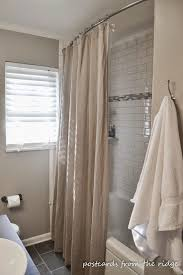 i love the extra long shower curtain and the curved shower curtain rod lots of great