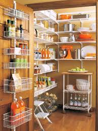 Kitchen Closet Shelving 20 Best Pantry Organizers Hgtv