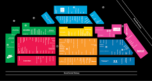 Designer Mall In Las Vegas Mall Map For Las Vegas North Premium Outlets A Simon Mall