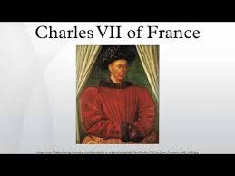 「Charles VII」の画像検索結果