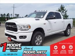New 2019 RAM 2500 Lone Star Crew Cab in Silsbee #G512777 | Moore ...
