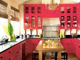 Pink Kitchen Pink Kitchen Walls Nanobuffetcom