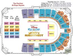 Disney On Ice With Regard To Amazing Bell County Expo