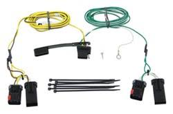 2007 dodge caravan trailer wiring etrailer com curt 2007 dodge caravan custom fit vehicle wiring