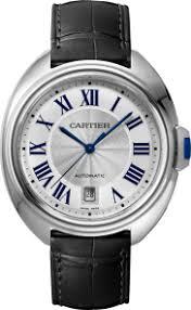 men s watches clé de cartier watch