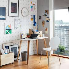 home office work. 15 Motivational Eclectic Home Office Designs Youll Want To Work In