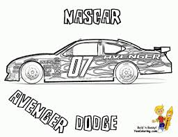 Small Picture Get This Free Printable Nascar Coloring Pages for Children 93951