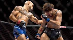 Best Finishes on UFC FIGHT PASS in August - YouTube