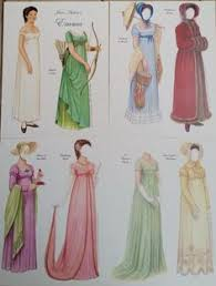 inspired by the ever popular english novelist s most famous works  souvenirs paper doll convention brenda sneathen mattox jane austen s emma
