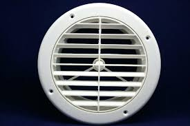 image of round vent covers plastic circular air cover chrome