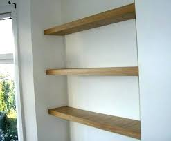 floating wall shelf large size of lack small wood shelves rustic wooden corner s pair of wooden bookshelves