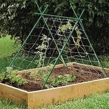ecostake 4 ft ecofriendly metal garden