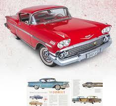 1958 Chevrolet Bel Air Impala Sport Coupe - Drive