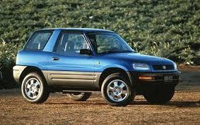 1999 Toyota RAV4 - Information and photos - ZombieDrive