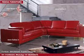 l shape leather sofa set gray leather