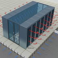 server rack strategies for energy efficient data centers Data Closet Diagram cold aisle containment Home Wiring Closet