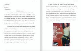 magazine ad visual analysis essay research paper how to write  how to write a visual analysis paper