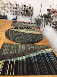 design rug works crafts it s custom carpets and rugs in our location you can find their office and workroom located in the back of our