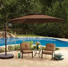 the 5 best patio umbrella styles
