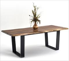 modern rustic wood furniture. Contemporary Rustic Wood Furniture Live Edge Tables Natural Modern Reclaimed Dining Table S
