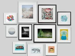 home office dark blue gallery wall. Shop This Look Home Office Dark Blue Gallery Wall E