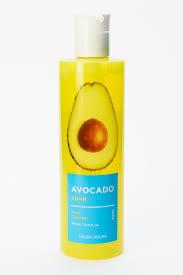 <b>Гель</b> для <b>душа</b> с авокадо Avocado Body Cleanser, 390 мл <b>Holika</b> ...