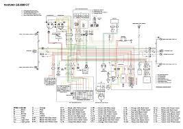 het grote suzuki gs topic deel 5 op naar deel 6 brikken en bedradings schema gs 1000