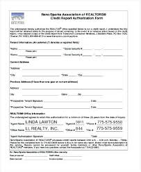 Credit Consent Form Credit Consent Form Authorization Check Template Flybymedia Co