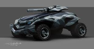 Futuristic Concepts Just Finished A Sci Fi Tank Concept For Secret Project Hope You