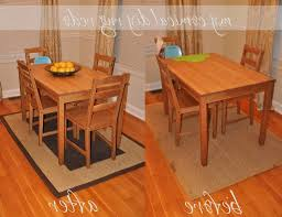 Rugs Under Kitchen Table Rug Under Kitchen Table Kitchen Table Gallery 2017