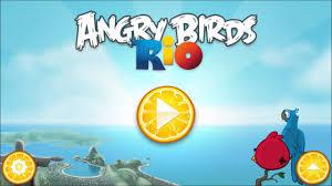Terkini Download Angry Birds Rio Mod Apk