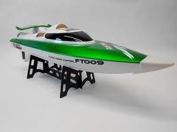 <b>Радиоуправляемый катер Fei</b> Lun High Speed Boat FT009 в ...