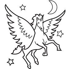 Small Picture Coloring Pages Cute Horse Coloring Pages Latest Princess Coloring