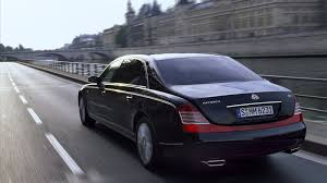 Maybach 57/62 Scheduled Maintenance Pricing and Fun Stats