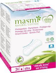Натуральные <b>прокладки ежедневные</b> Masmi Natural Cotton ...