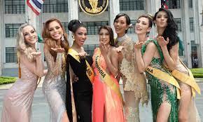 Miss Grand International 2020 สวยสง่าในชุดราตรี ปังทุกประเทศ