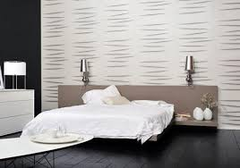 Modern Winter Bedroom Wallpaper Murals