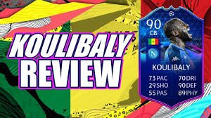 FIFA 20 - TOTGS KOULIBALY (90) PLAYER REVIEW