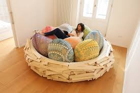 the giant birdsnest bits and pieces furniture