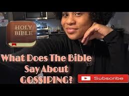 YOUNG CHRISTIAN MOM: 5 Minute Devotion: GOSSIPING/Da'Myra Lynch - YouTube