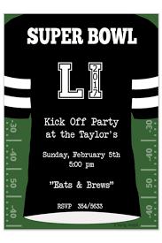 14 Free Super Bowl Party Invitations 2019 Football Party Invites