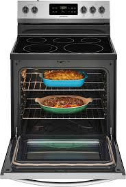 frigidaire 5 3 cu ft self cleaning freestanding electric range stainless steel ffef3054ts best