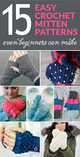 Crochet Mitten Patterns