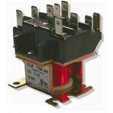 volt blower control switching relay com