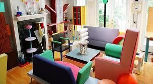 mengenal gaya desain interior postmodern gaya dekorasi interior