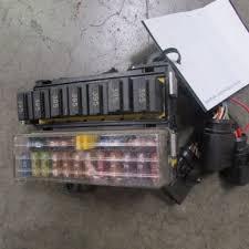 lamborghini murcielago fuse relay box fuse box used p n 61009105 lamborghini murcielago fuse relay