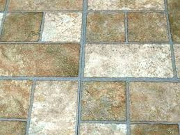 s vinyl tile flooring groutable with grout